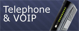 Telephone & VoIP Button